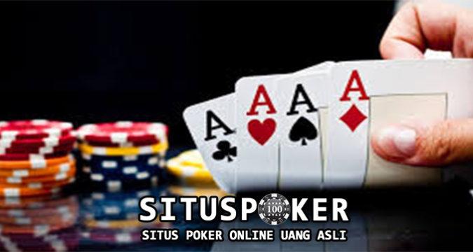 Agen Poker Online Resmi SitusPoker